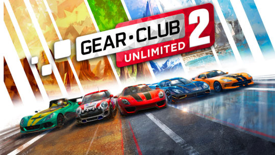 Gear.Club Unlimited 2 Keyart Horizontal