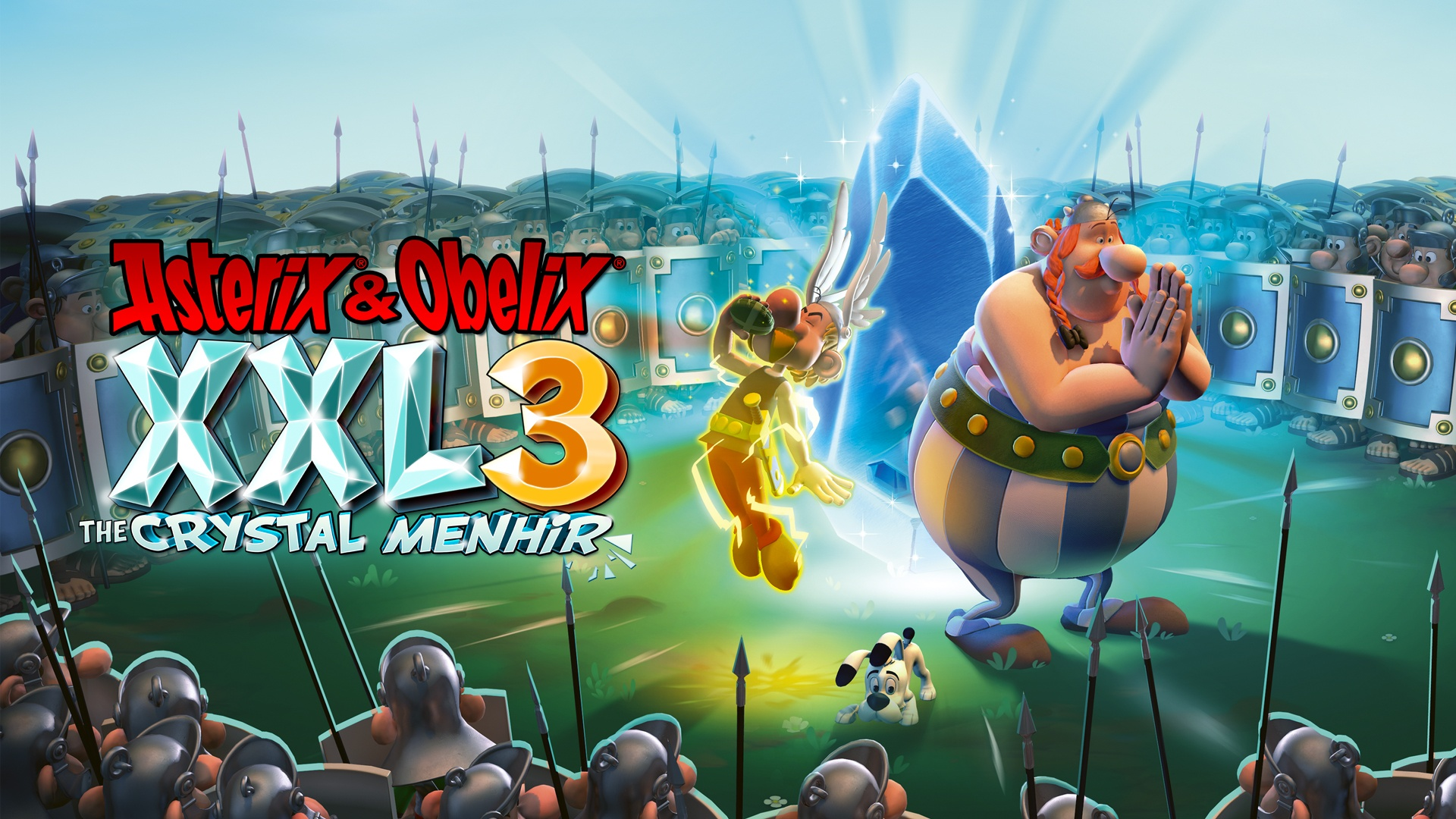 Asterix & Obelix XXL 3 - The Crystal Menhir [Switch Review]