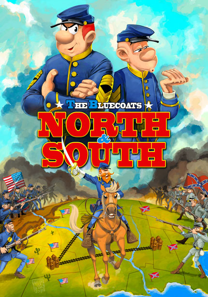 The Bluecoats – North & South