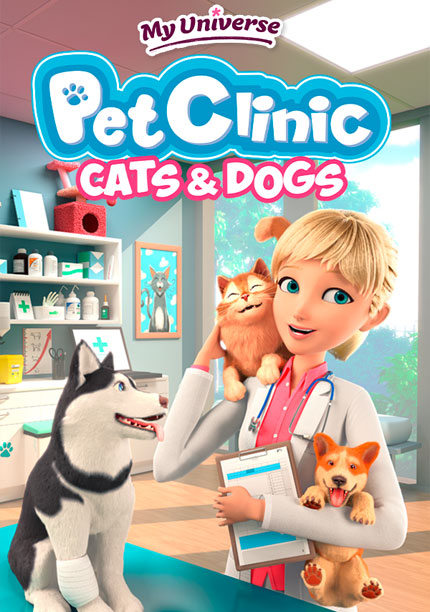 My Universe : Pet Clinic Cats & Dogs