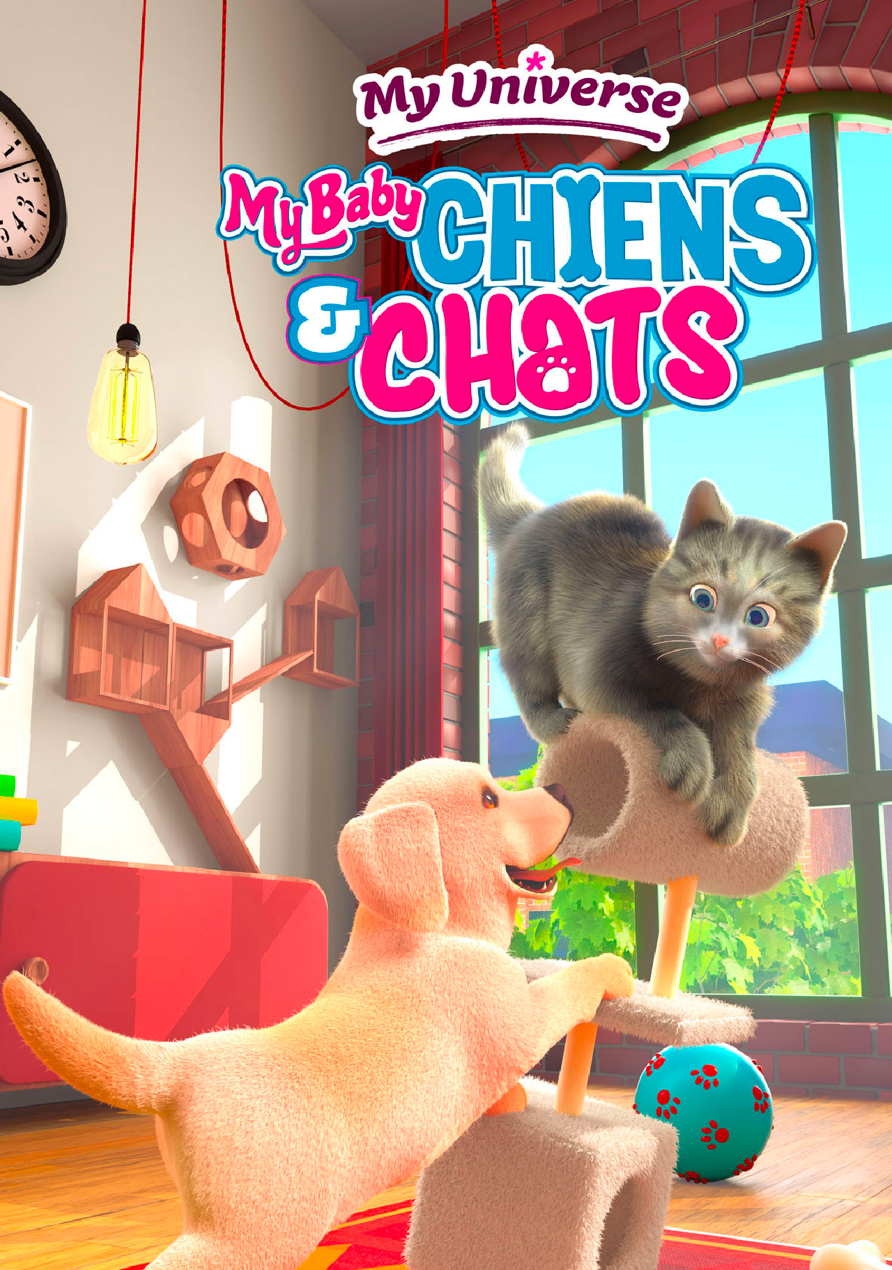 MY UNIVERSE: MY BABY CHIENS & CHATS